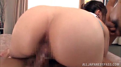 Asian double, Asian close up, Asian threesome