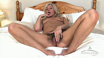 Mature solo, Granny solo, Hairy blonde
