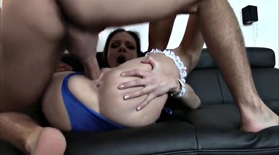 Squirt, Anal squirt