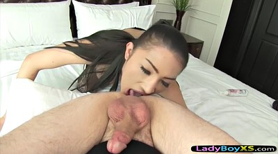Shemale, Ladyboy, Asian ladyboy, Pantyhose anal, Ebony shemale