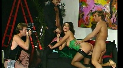 Angelica, Angelica bella, Vintage group, Sex scene