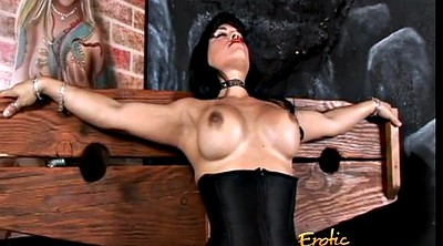 Boots, Transsexual, Licking, Latex shemale