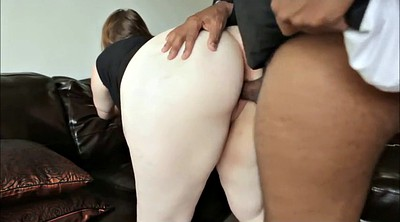 Pale, Chunky, Bbw anal interracial, Pale anal, Interracial bbw