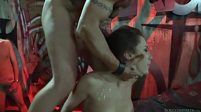 Missionary, Prison, Gaping, Anal orgy