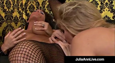 Julia ann, Wet, Mature lesbian, Lesbian kiss, Jessica jaymes, Anne