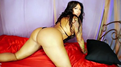 Asian & black, Asian striptease, Black asians, Indian solo