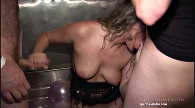 Extreme, Creampie gangbang, Grouping