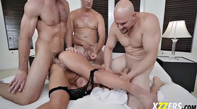 Orgy, Double anal, Big cock anal, Anal orgy, Doggy anal