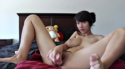 Asian anal, Busty asian