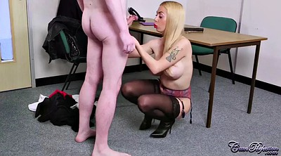 Control, Blonde anal