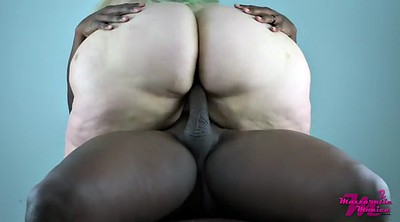 Interracial blowjob bbw, Bbw interracial blowjob