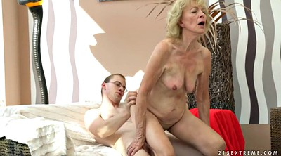Old creampie, Young creampie, Granny creampie
