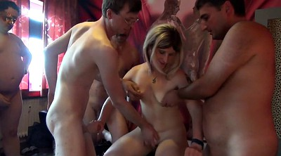 Turkish, Wife gangbang