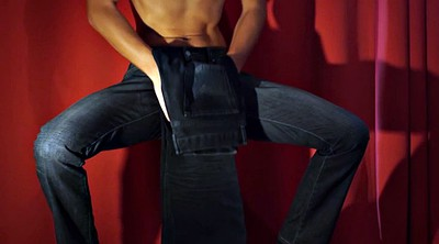 Jeans, Hot guy
