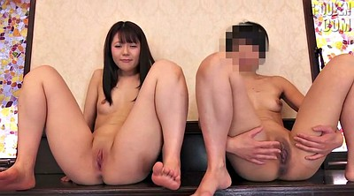 Asian striptease, Asian pussy