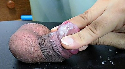 Urethra, Asian bdsm, Waxing, Wax