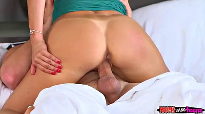 Morning sex, Young mom