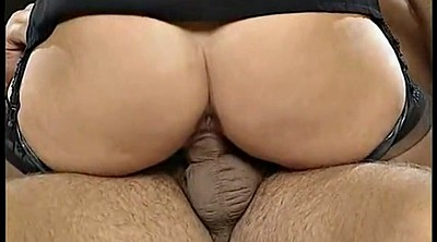 Vintage anal, Anal threesome