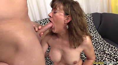 Mature, Mature blowjob, Old woman, Granny blowjob