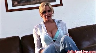 Julia ann, Julia, Glass