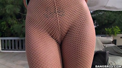 August ames, Fishnet