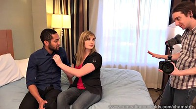 In front of, Cuckold husband, Black husband, Thick ebony, In front of husband, Front of husband