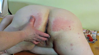 Spanking punishment, Skin, Spanking wife