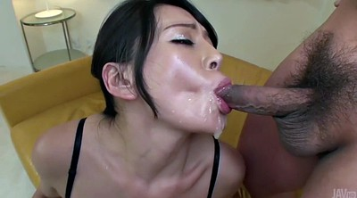 Hairy, Inject, Injection, Injectivity, Injective, Blowjob cum in mouth