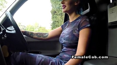 Taxi anal, Nudity, Faking