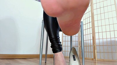Mistress foot, Dirty foot, Dirty feet, Dirty talk german