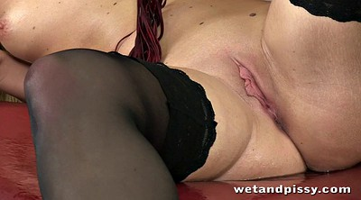 Piss, Black stockings, Stocking anal, Stocking s, Piss hd, Black piss