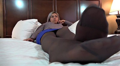 Nylon, Pantyhose foot, Nylon pantyhose