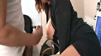 Milf teacher, Help handjob
