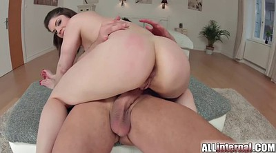 Hairy anal, Hairy creampie