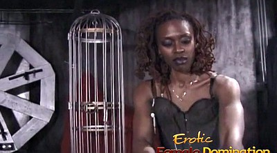 Spanking, Domination, Black girl, Helpless, Femdom mistress, Femdom domination