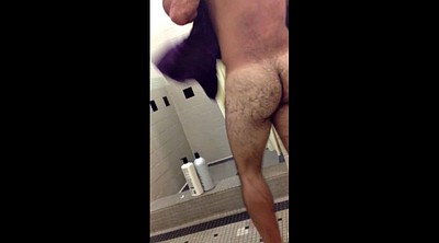 Voyeur shower, Gay compilation