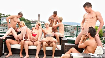 Mad, Bisexual orgy, Mad sex