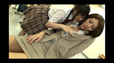 Japanese teacher, Japanese student, Japanese spank, Japanese glasses, Teacher spank, Asian bdsm