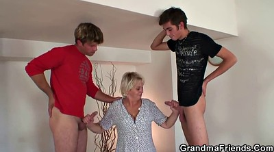 Old woman, Cleaning, Granny pussy, Big wife
