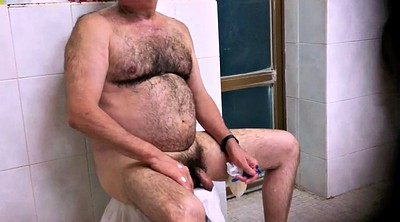 Dad, Hd hairy, Gay daddy, Shower hairy, Hairy hd, Hairy gay