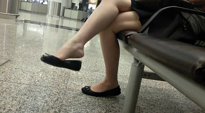 Asian foot, Leg, Asian feet, Teen asian