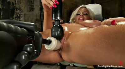 Orgasm, Oiled, Big machine