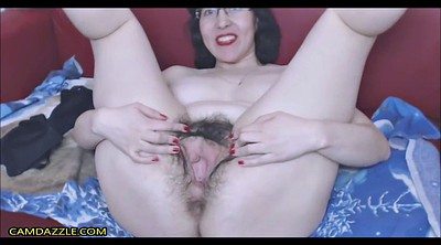 Webcam mature, Hairy dildo, Dildo hairy