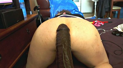 Train, Bbc anal, Dildo riding, Black bbc, Big dildo ride, Big dildo anal