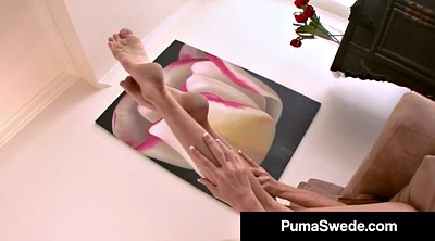 Stocking, Puma swede, Mature foot, Pantyhose foot, Pantyhose feet, Mature feet