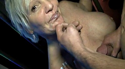 Young and old, Cumshot