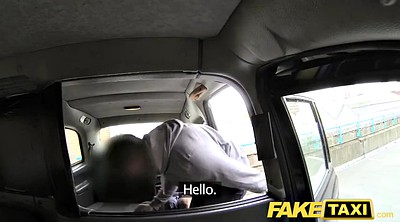 Fake taxi, Local, Hot sex, Taxi anal