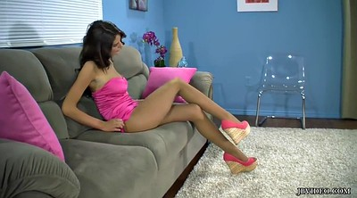Pantyhose, August ames, August, Pantyhose tease