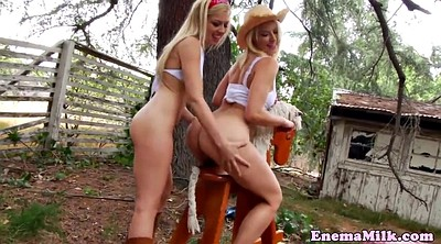 Enema, Country