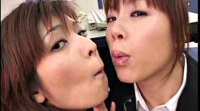 Business, Swapping, Japanese cum
